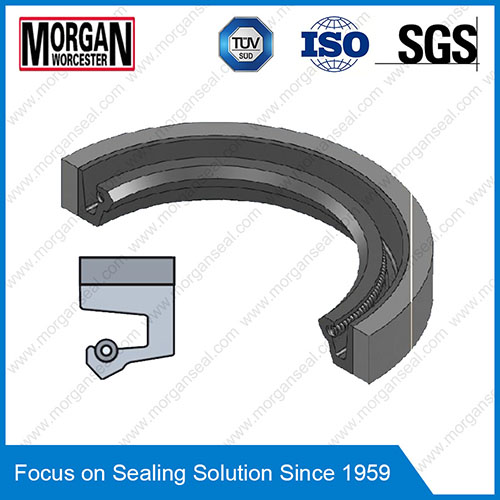 Fabric Reinforced Rubber Seal R35